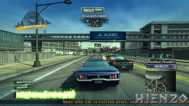 Burnout Paradise The Ultimate Box PC Gameplay