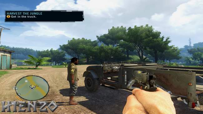Far Cry 3 PC Gameplay