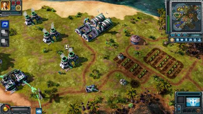 Command and Conquer: Red Alert 3 PC Gameplay
