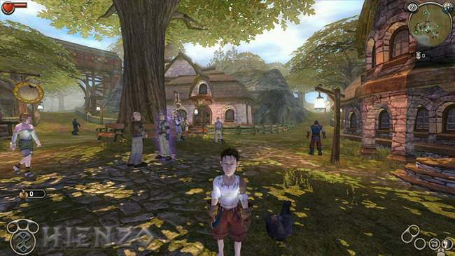 Fable: The Lost Chapters PC Gameplay