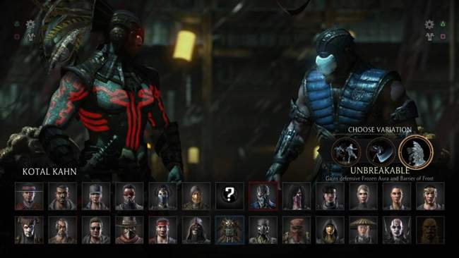 Mortal Kombat X PC Gameplay