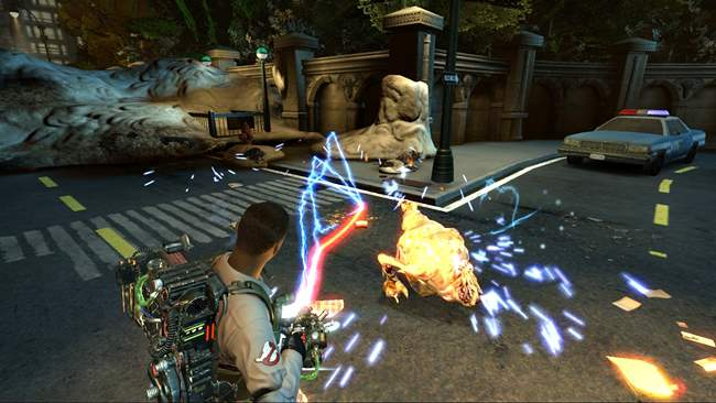 Ghostbusters: The Video Game PC Gameplay