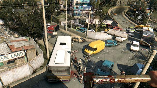 Dying Light PC Gameplay