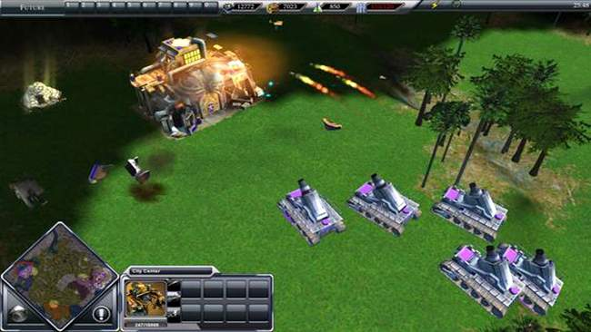 Empire Earth 3 PC Gameplay