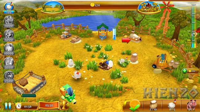 Farm Frenzy 4 PC Gameplay