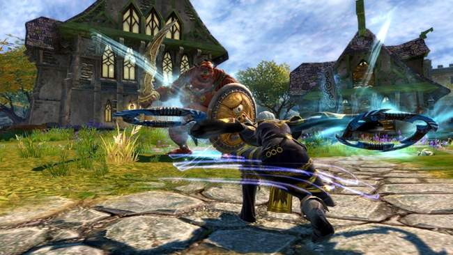 Kingdoms of Amalur Reckoning PC Gameplay