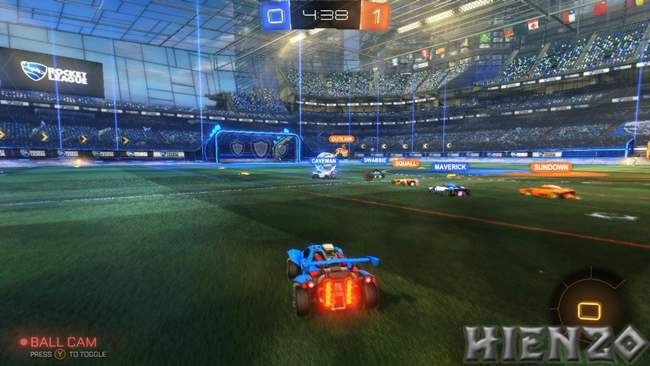 Rocket League PC Gameplay