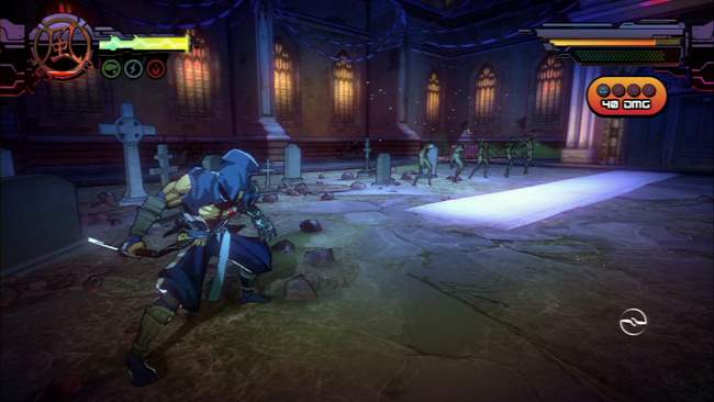 Yaiba: Ninja Gaiden Z PC Gameplay