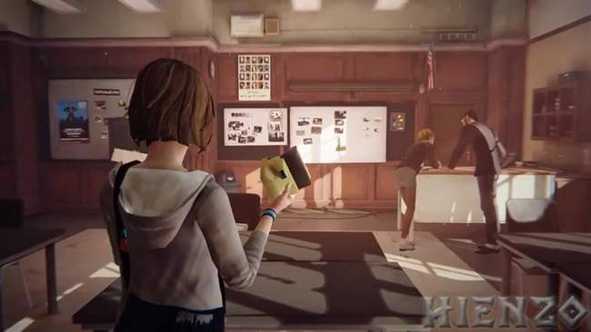 Life Is Strange PC Gameplay