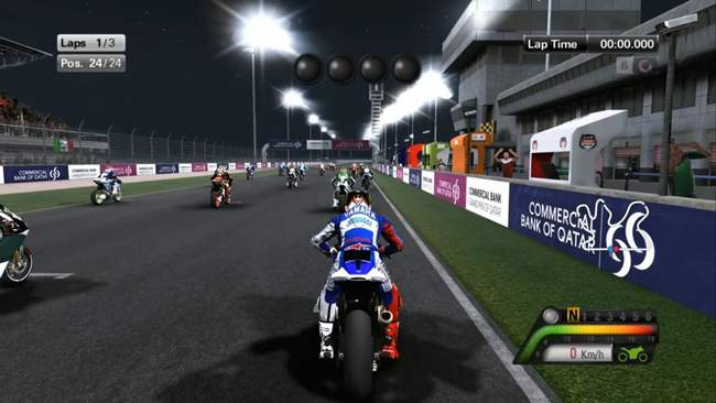 MotoGP 13 PC Gameplay