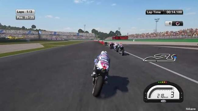 MotoGP 15 PC Gameplay