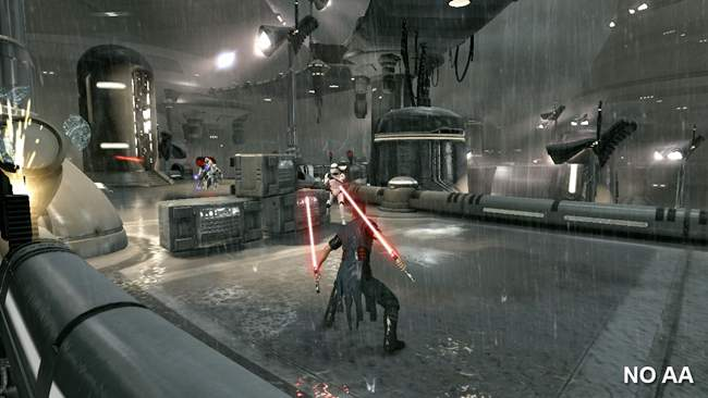 Star Wars: The Force Unleashed II PC Gameplay
