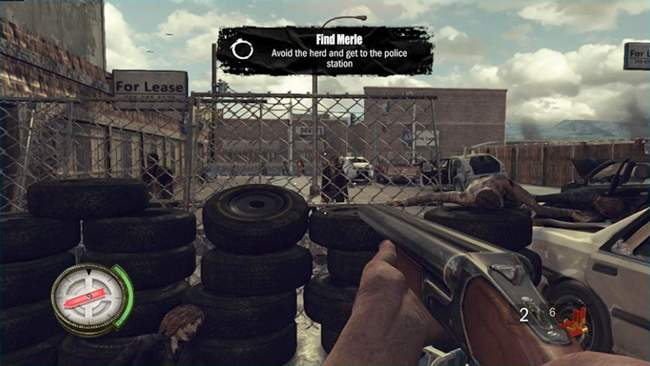 The Walking Dead Survival Instinct Game Free Download