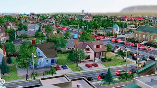 sim city game free  full version for pc