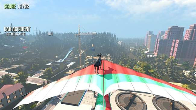 Goat Simulator Free Download PC Game v1.3.48579