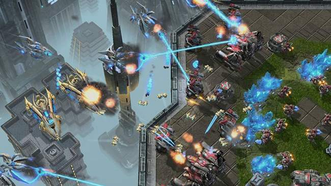 Starcraft 2 Wings Of Liberty Download Free PC Game