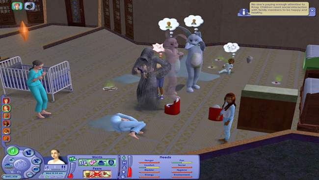 The Sims 2 Download Free PC Game