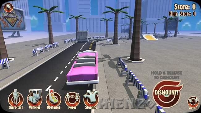 Turbo Dismount Free Download PC Game