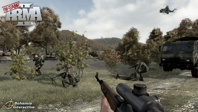 Arma 2 Free Download PC Game