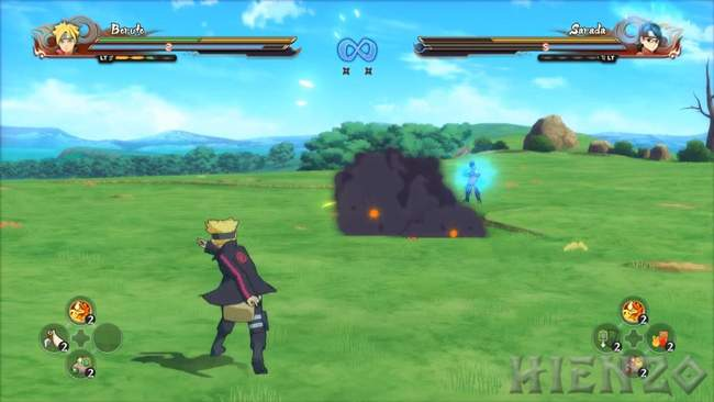 Naruto Shippuden Ultimate Ninja Storm 4 Download PC Game for Free