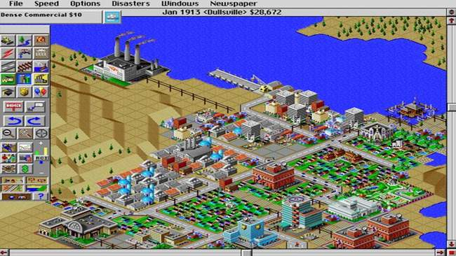 SimCity 2000 Special Edition Free Download for PC