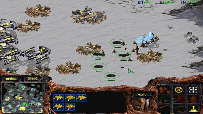 StarCraft Brood War Download PC Game for Free