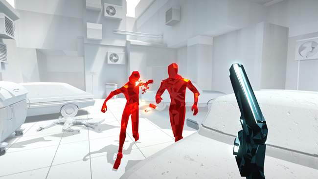 SUPERHOT Free Download PC Game
