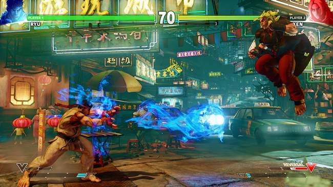 Street Fighter V Free Download PC Game
