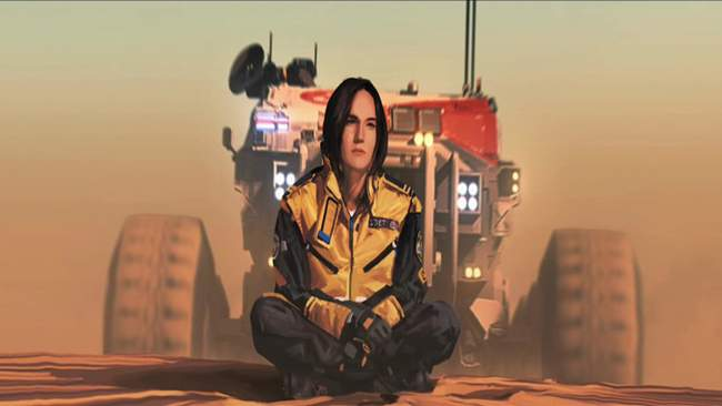 Homeworld Deserts of Kharak Free Download PC Game