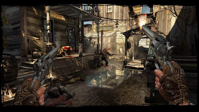Call of Juarez Gunslinger Free Download PC Game