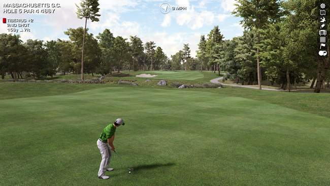 Jack Nicklaus Perfect Golf Free Download PC Game