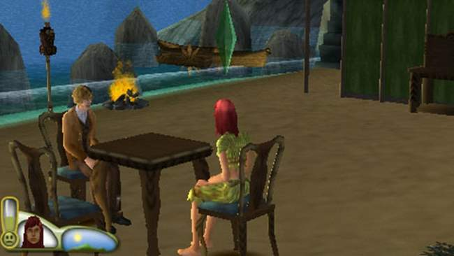 The Sims 2 Castaway PSP ISO Download