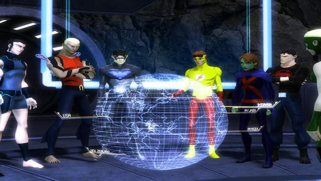 Young Justice Legacy Free Download PC Game