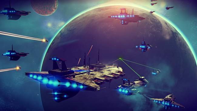 No Man's Sky Free Download PC Game