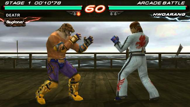 Tekken 6 PSP ISO Download (USA)
