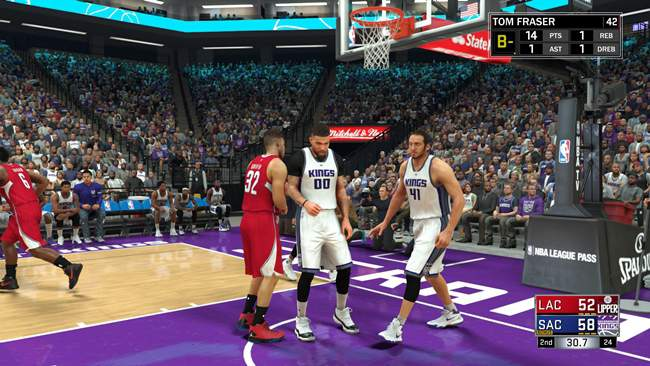 NBA 2K17 Free Download PC Game