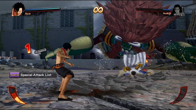 One Piece Burning Blood Free Download PC Game