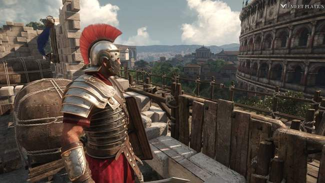 Ryse Son of Rome Free Download PC Game