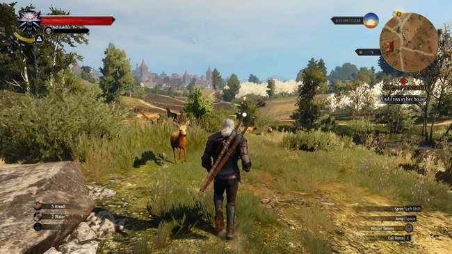The Witcher 3 Wild Hunt Game of the Year Edition Free Download PC Game