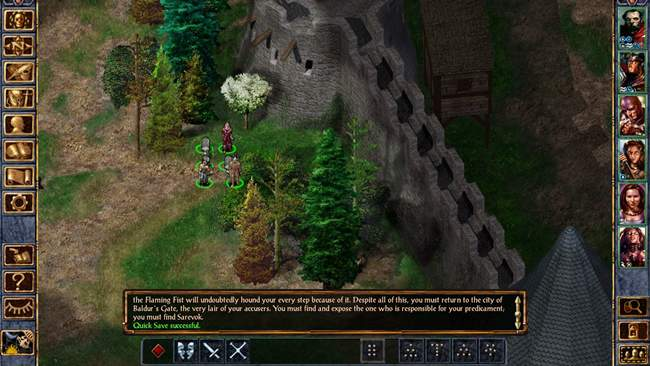 Baldur's Gate Enhanced Edition Free Download PC Game
