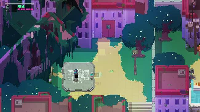 Hyper Light Drifter Free Download PC Game