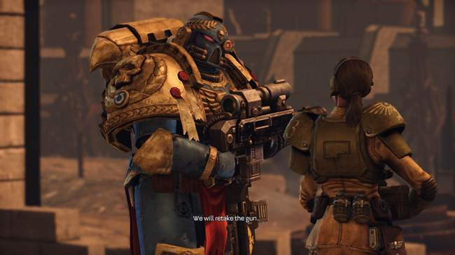 Warhammer 40,000 Space Marine Free Download PC Game