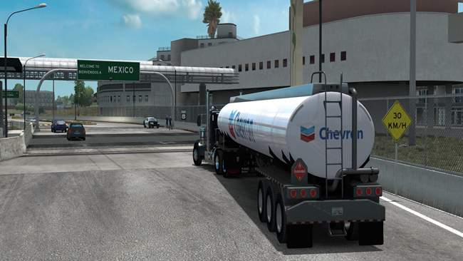 American Truck Simulator Free Download PC Game