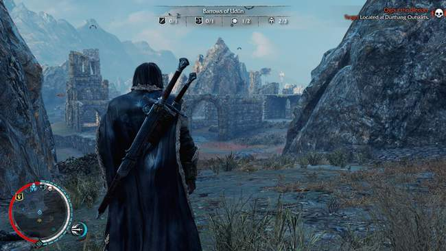 Middle Earth Shadow of Mordor Free Download PC Game