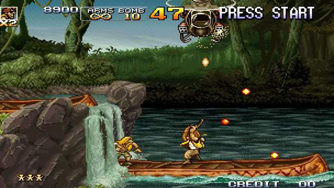Metal Slug Collection Free Download PC Game