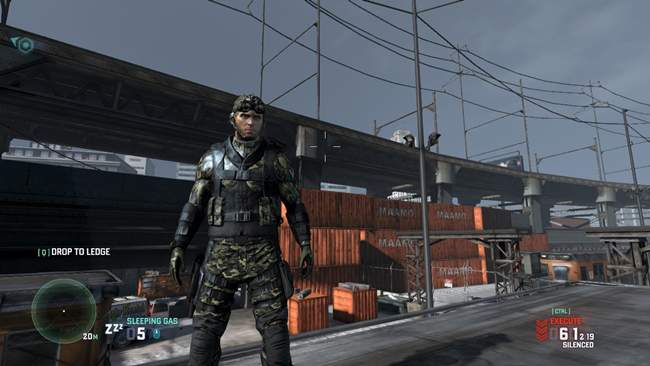 Tom Clancy's Splinter Cell Blacklist Free Download PC Game