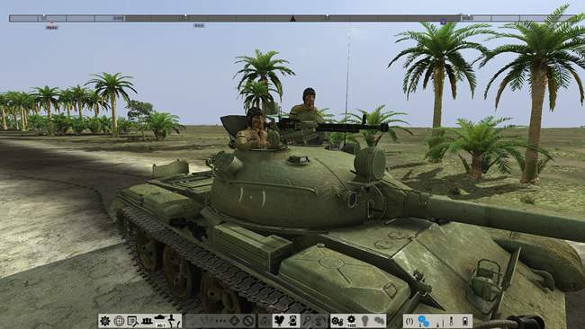 Steel Armor Blaze of War Free Download PC Game
