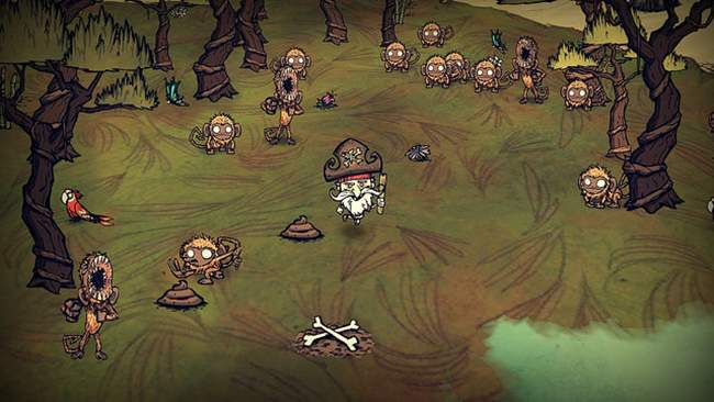 Don't Starve Shipwrecked Free Download PC Game