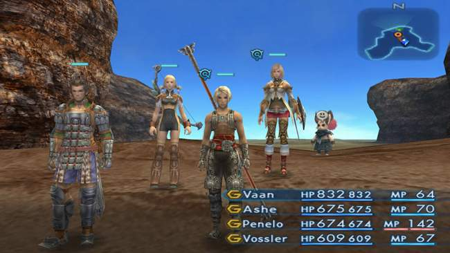 Final Fantasy XII Free Download PS2 Game