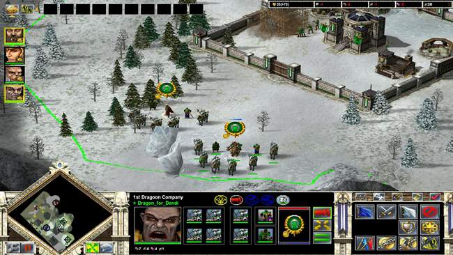 Kohan II: Kings of War Free Download PC Game